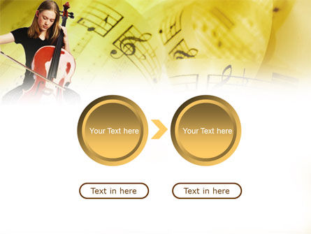 Cello PowerPoint Template Slide 5