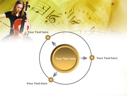 Cello PowerPoint Template Slide 7
