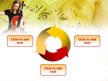 Cello PowerPoint Template Slide 9