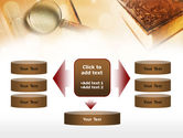 Study of Books PowerPoint Template#13