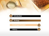 Study of Books PowerPoint Template#3