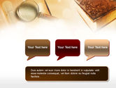 Study of Books PowerPoint Template#9