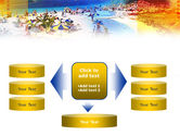 Resort Beach PowerPoint Template#13