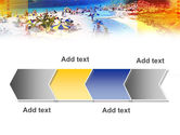 Resort Beach PowerPoint Template#16