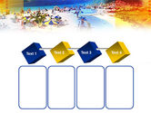 Resort Beach PowerPoint Template#18