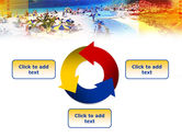 Resort Beach PowerPoint Template#9
