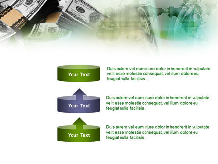 Dollar Packs PowerPoint Template Slide 10