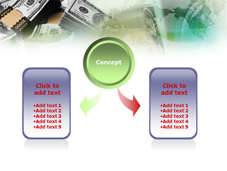 Dollar Packs PowerPoint Template Slide 4