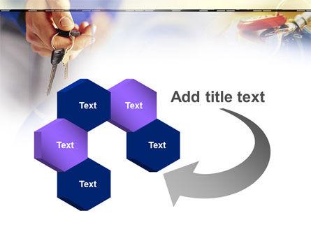 Free House Keys PowerPoint Template Slide 11