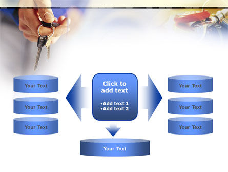 Free House Keys PowerPoint Template Slide 13