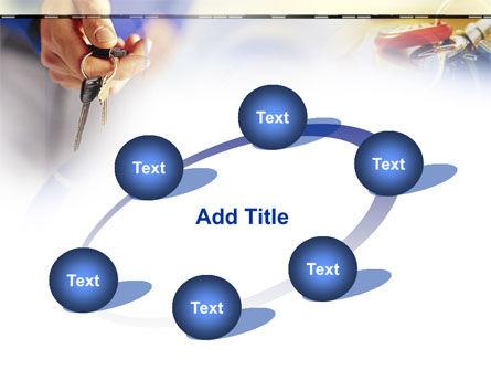 Free House Keys PowerPoint Template Slide 14
