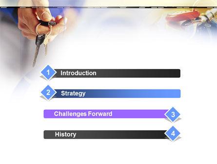 Free House Keys PowerPoint Template Slide 3