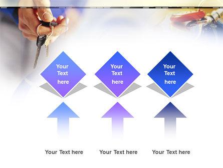 Free House Keys PowerPoint Template Slide 5