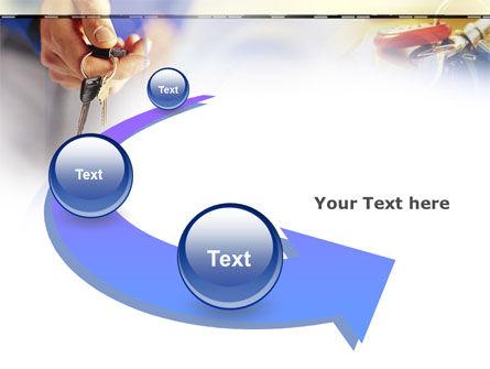 Free House Keys PowerPoint Template Slide 6