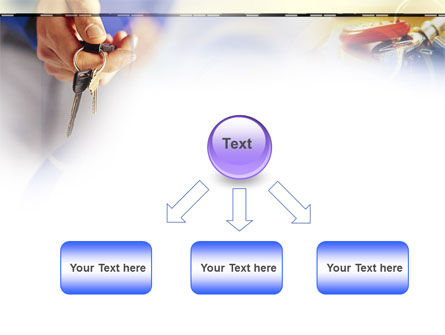 Free House Keys PowerPoint Template Slide 8