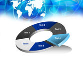 Touch The World PowerPoint Template#19