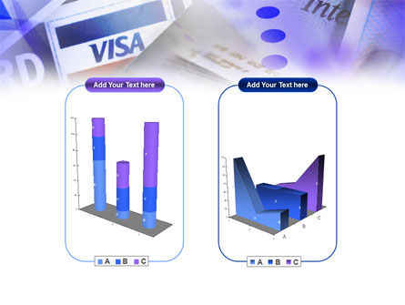 Visa Card PowerPoint Template Slide 13