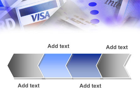 Visa Card PowerPoint Template Slide 16