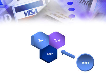 Visa Card PowerPoint Template Slide 19