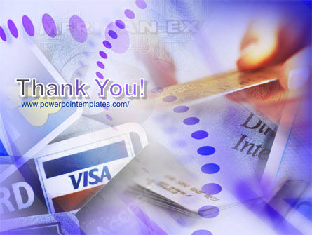 Visa Card PowerPoint Template Slide 20