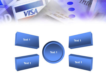 Visa Card PowerPoint Template Slide 6