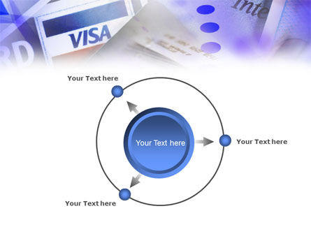 Visa Card PowerPoint Template Slide 7