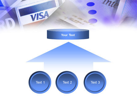Visa Card PowerPoint Template Slide 8