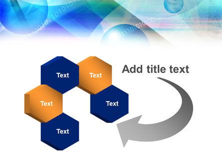 Free Binary Bubbles PowerPoint Template Slide 11