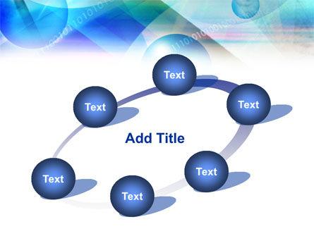Free Binary Bubbles PowerPoint Template Slide 14