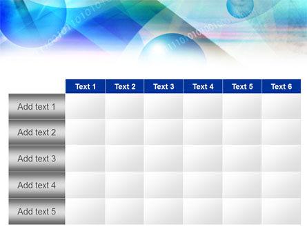 Free Binary Bubbles PowerPoint Template Slide 15