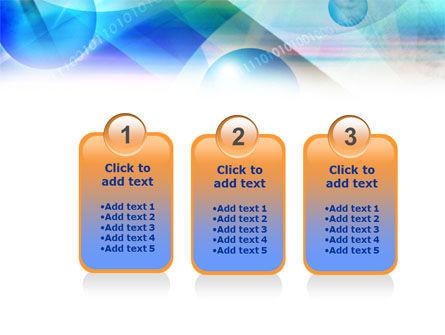 Free Binary Bubbles PowerPoint Template Slide 16
