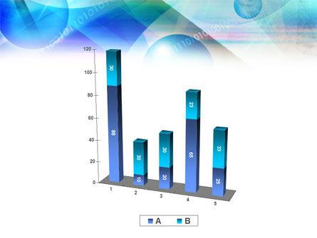 Free Binary Bubbles PowerPoint Template Slide 17