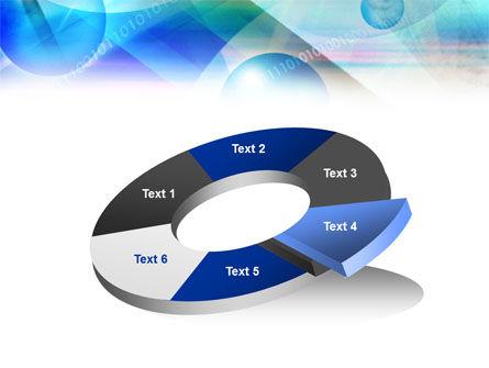 Free Binary Bubbles PowerPoint Template Slide 19