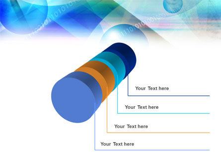 Free Binary Bubbles PowerPoint Template Slide 7