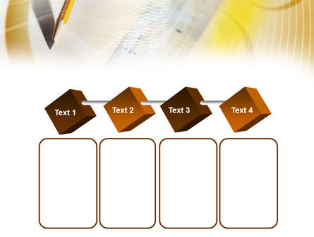 Free Ruler and Pencil PowerPoint Template Slide 18