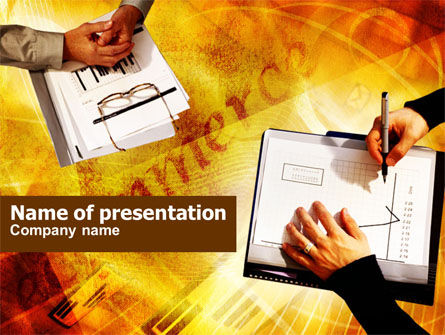 Commercial Analysis PowerPoint Template