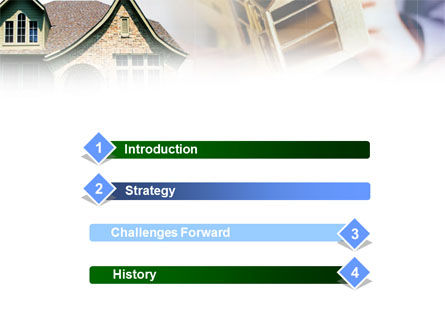 Cottage PowerPoint Template Slide 3