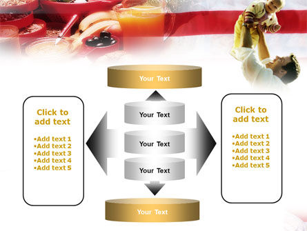 American Food PowerPoint Template Slide 13