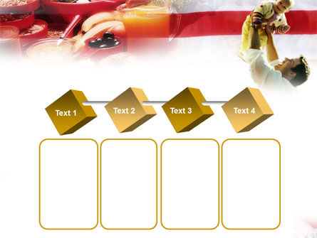 American Food PowerPoint Template Slide 18