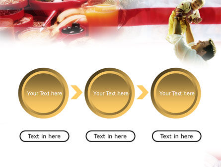 American Food PowerPoint Template Slide 5
