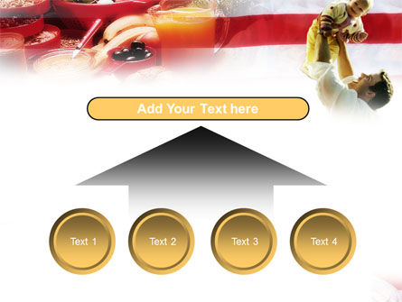 American Food PowerPoint Template Slide 8