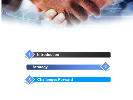 Business Partnership PowerPoint Template Slide 3