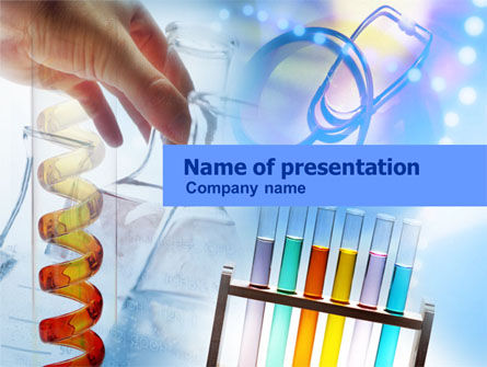 medical pharmacology powerpoint template backgrounds