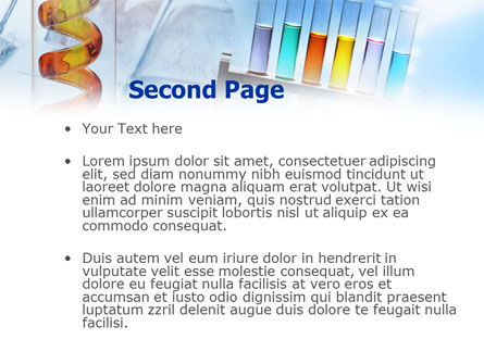 Medical Pharmacology PowerPoint Template, Slide 2, 01023, Medical — PoweredTemplate.com