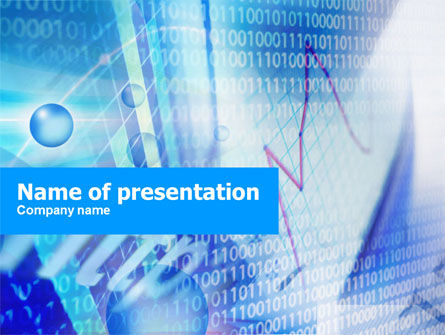 Telecommunication: Web Research PowerPoint Template #01024
