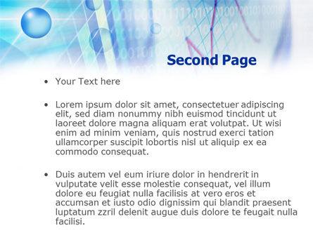 Web Research PowerPoint Template, Slide 2, 01024, Telecommunication — PoweredTemplate.com