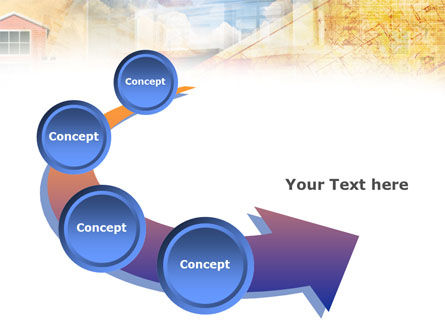 Apartment Building Planning PowerPoint Template Slide 6