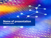 Technology and Science: Chemische verbindung PowerPoint Vorlage #01029