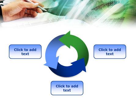 Business Journal PowerPoint Template Slide 9