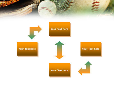 Baseball Affiliation PowerPoint Template, Slide 4, 01031, Sports — PoweredTemplate.com